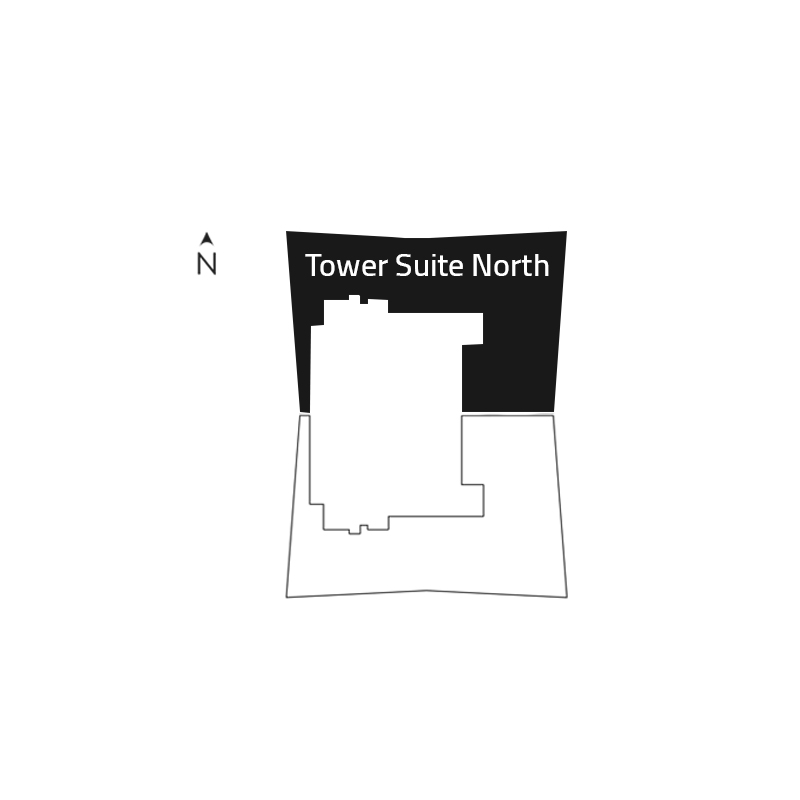 TOWER SUITE NORTH