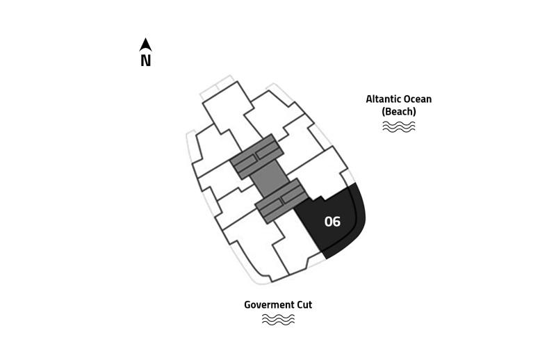 Floors 5 - 26 & 30 - 35