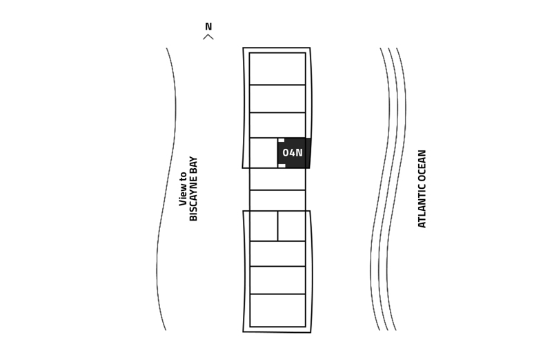 Floors 4 - 12