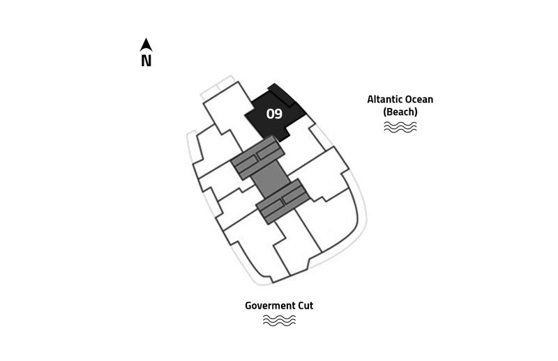 Floors 5 - 29