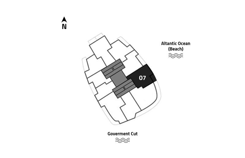 Floors 5 - 35
