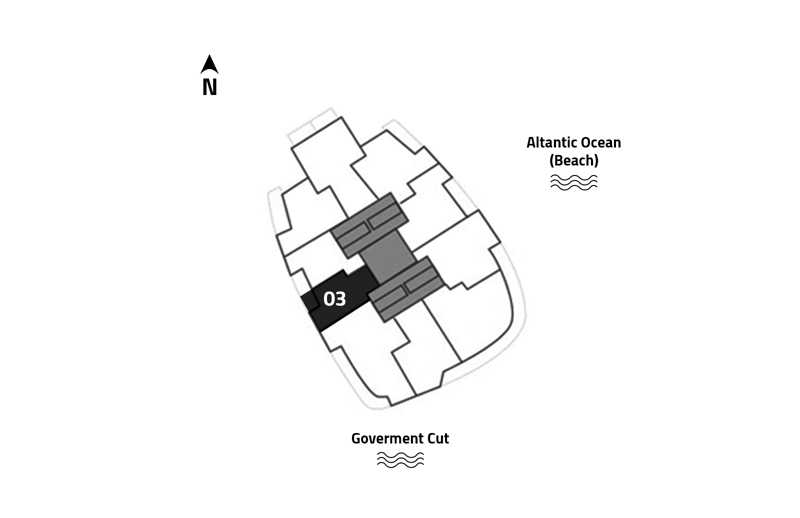 Floors 5 - 26