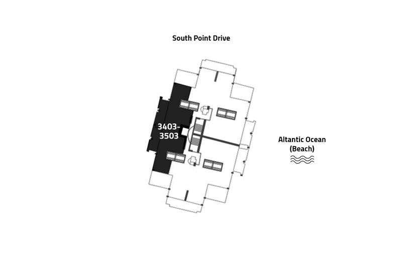 Floors 34 - 35